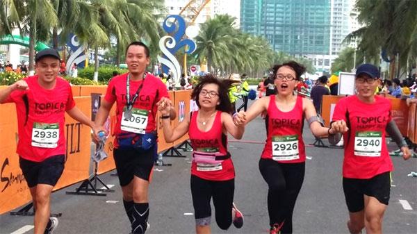 Satoshi, Cardona win Da Nang marathon