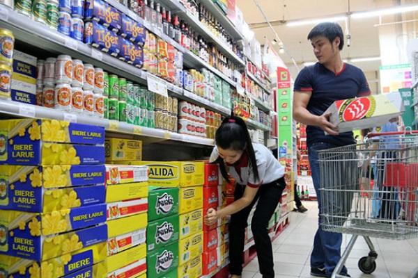 Foreign brewers eye Vietnamese beer market