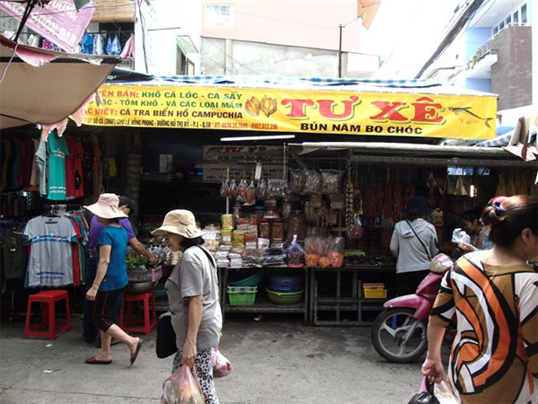 Thai chefs, Thai dishes, Cambodian dishes, Le Hong Phong Market, Vietnam economy, Vietnamnet bridge, English news about Vietnam, Vietnam news, news about Vietnam, English news, Vietnamnet news, latest news on Vietnam, Vietnam