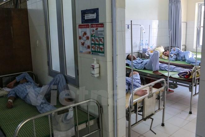 Hanoi hospitals overload as dengue fever breaks out, social news, vietnamnet bridge, english news, Vietnam news, news Vietnam, vietnamnet news, Vietnam net news, Vietnam latest news, vn news, Vietnam breaking news