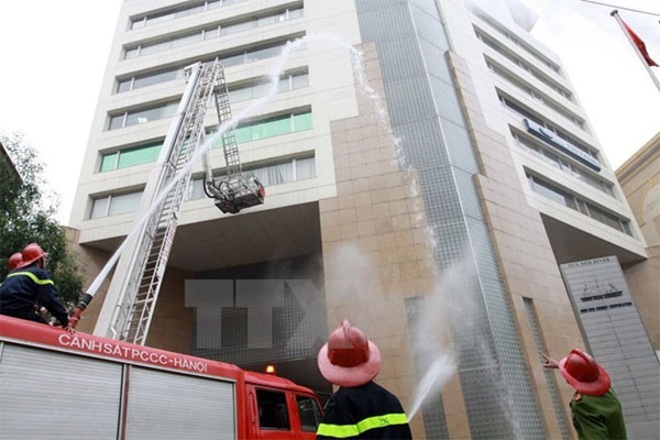 65 high-rise buildings fall foul of fire safety regulations