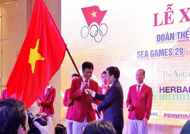 Athletes sent off for SEA Games glory, Sports news, football, Vietnam sports, vietnamnet bridge, english news, Vietnam news, news Vietnam, vietnamnet news, Vietnam net news, Vietnam latest news, vn news, Vietnam breaking news