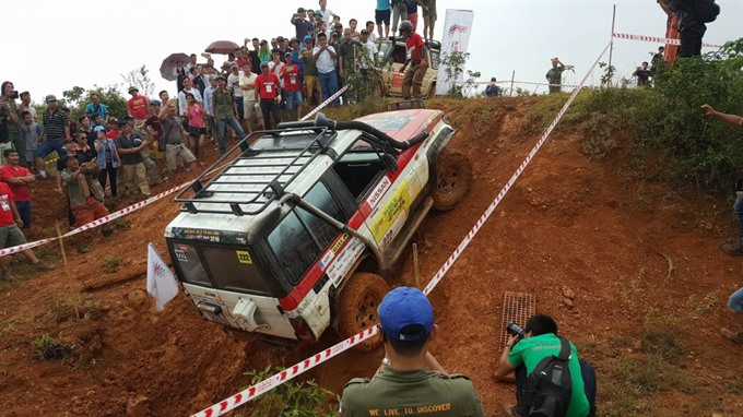Vietnam Offroad Cup 2017 to kick off, Sports news, football, Vietnam sports, vietnamnet bridge, english news, Vietnam news, news Vietnam, vietnamnet news, Vietnam net news, Vietnam latest news, vn news, Vietnam breaking news
