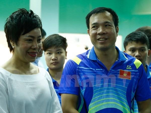 SEA Games 29: Vietnamese delegation pins hope on key sports, Sports news, football, Vietnam sports, vietnamnet bridge, english news, Vietnam news, news Vietnam, vietnamnet news, Vietnam net news, Vietnam latest news, vn news, Vietnam breaking news