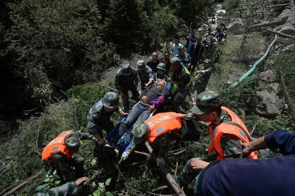 China, Sichuan, earthquake, evacuate