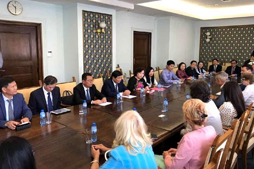 Hanoi learns from Sofia, Lisbon's experience in urban issues, Government news, Vietnam breaking news, politic news, vietnamnet bridge, english news, Vietnam news, news Vietnam, vietnamnet news, Vietnam net news, Vietnam latest news, vn news