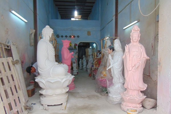 Delving into an age-old statue-making village in town, travel news, Vietnam guide, Vietnam airlines, Vietnam tour, tour Vietnam, Hanoi, ho chi minh city, Saigon, travelling to Vietnam, Vietnam travelling, Vietnam travel, vn news