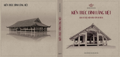 Book on Vietnamese communal house architecture published, entertainment events, entertainment news, entertainment activities, what's on, Vietnam culture, Vietnam tradition, vn news, Vietnam beauty, news Vietnam, Vietnam news, Vietnam net news, vietnamnet