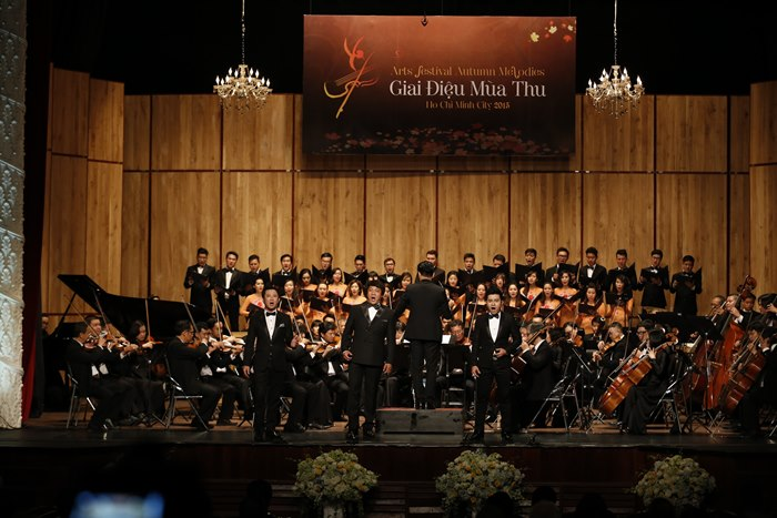 200 artists to perform at Autumn Melodies Arts Festival 2017, entertainment events, entertainment news, entertainment activities, what's on, Vietnam culture, Vietnam tradition, vn news, Vietnam beauty, news Vietnam, Vietnam news, Vietnam net news, vietnam