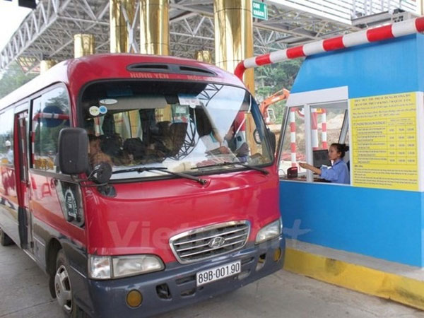 Ministry of Transport to fix toll station problems