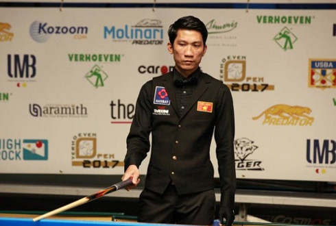 7 local cueists in semi-finals at world 3-cushion billiard tourney, Sports news, football, Vietnam sports, vietnamnet bridge, english news, Vietnam news, news Vietnam, vietnamnet news, Vietnam net news, Vietnam latest news, vn news, Vietnam breaking news