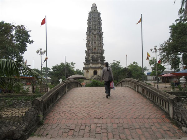 Nam Dinh, Co Le Pagoda, secret revolutionary activities, Vietnam economy, Vietnamnet bridge, English news about Vietnam, Vietnam news, news about Vietnam, English news, Vietnamnet news, latest news on Vietnam, Vietnam