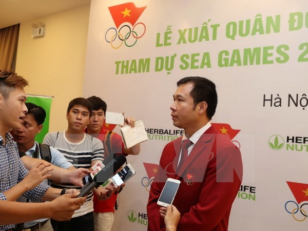 Sponsors promise awards for gold medalists at SEA Games 29, Sports news, football, Vietnam sports, vietnamnet bridge, english news, Vietnam news, news Vietnam, vietnamnet news, Vietnam net news, Vietnam latest news, vn news, Vietnam breaking news