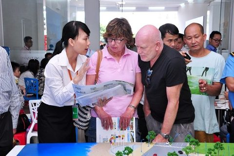 House purchases remain out of foreigners' reach, vietnam economy, business news, vn news, vietnamnet bridge, english news, Vietnam news, news Vietnam, vietnamnet news, vn news, Vietnam net news, Vietnam latest news, Vietnam breaking news