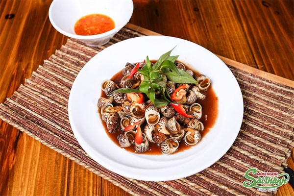 Sai Gon snails, Mon Ngon Sai Thanh, Quan An Ngon Restaurant, Vietnam economy, Vietnamnet bridge, English news about Vietnam, Vietnam news, news about Vietnam, English news, Vietnamnet news, latest news on Vietnam, Vietnam