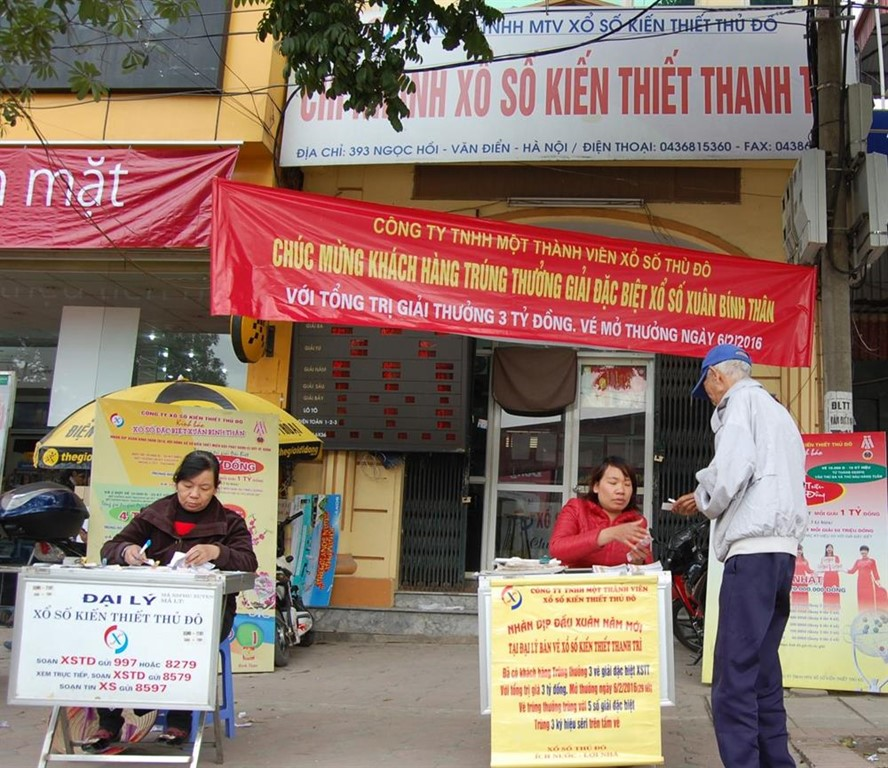 Traditional lottery firms seeking to co-operate with Vietlott, vietnam economy, business news, vn news, vietnamnet bridge, english news, Vietnam news, news Vietnam, vietnamnet news, vn news, Vietnam net news, Vietnam latest news, Vietnam breaking news