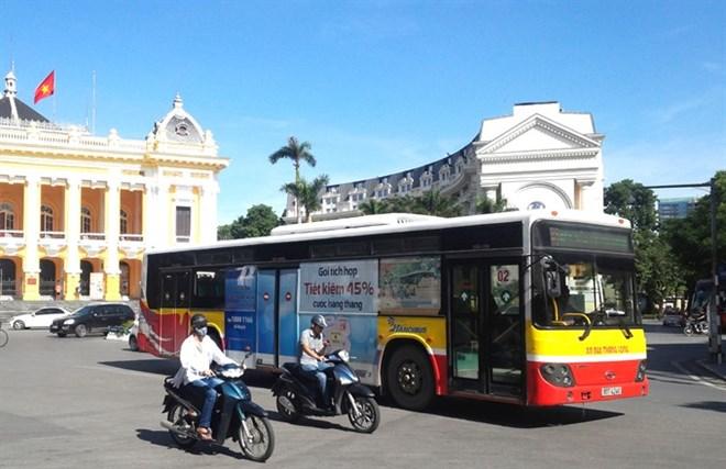 Hanoi plans to pilot bus e-cards in September, social news, vietnamnet bridge, english news, Vietnam news, news Vietnam, vietnamnet news, Vietnam net news, Vietnam latest news, vn news, Vietnam breaking news