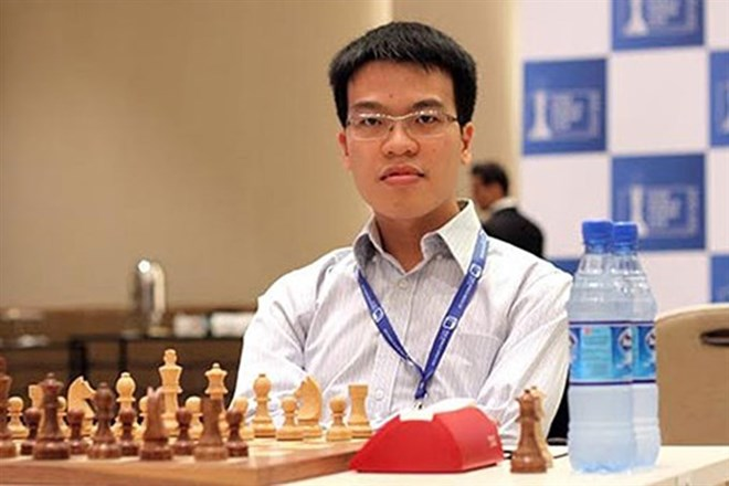 Le Quang Liem tops US chess event, Sports news, football, Vietnam sports, vietnamnet bridge, english news, Vietnam news, news Vietnam, vietnamnet news, Vietnam net news, Vietnam latest news, vn news, Vietnam breaking news