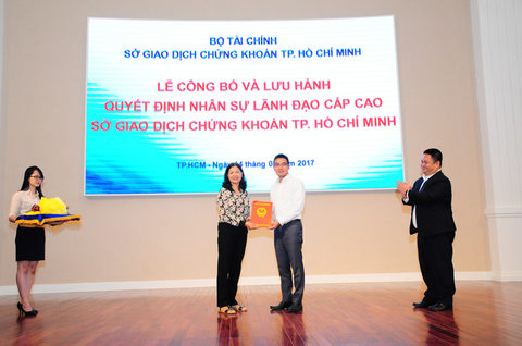 Ho Chi Minh Stock Exchange appoints new acting chairman, vietnam economy, business news, vn news, vietnamnet bridge, english news, Vietnam news, news Vietnam, vietnamnet news, vn news, Vietnam net news, Vietnam latest news, Vietnam breaking news