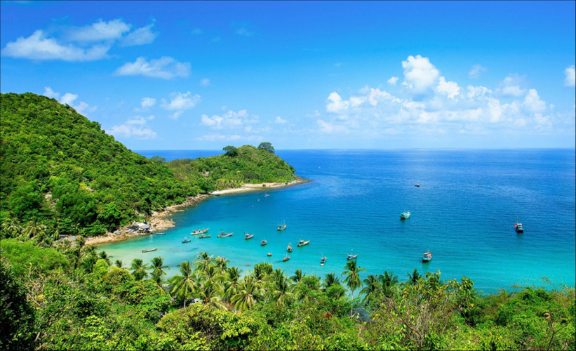 Pristine and splendid beauty of Nam Du Archipelago, travel news, Vietnam guide, Vietnam airlines, Vietnam tour, tour Vietnam, Hanoi, ho chi minh city, Saigon, travelling to Vietnam, Vietnam travelling, Vietnam travel, vn news