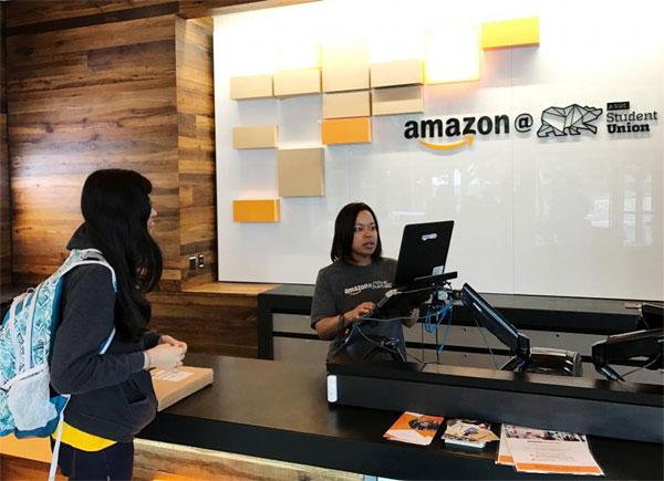 Amazon, 'Instant Pickup'