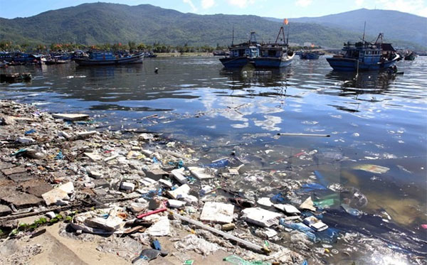 Da Nang, severe pollution problems, domestic wastewater, Vietnam economy, Vietnamnet bridge, English news about Vietnam, Vietnam news, news about Vietnam, English news, Vietnamnet news, latest news on Vietnam, Vietnam