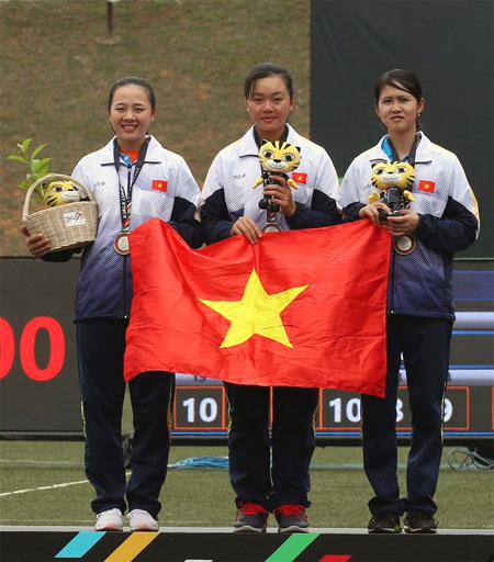 Viet Nam gain one more silver at SEA Games
