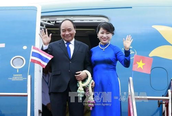 Viet Nam, Thailand issue joint statement
