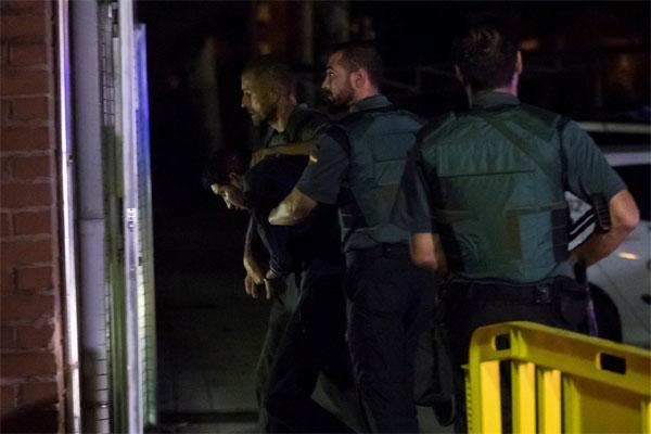 Barcelona attack, suspected, court