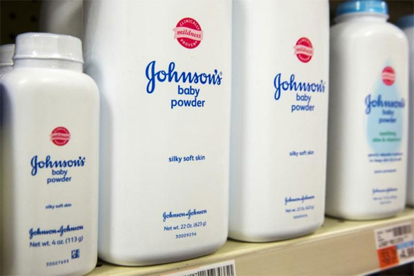 J&J ordered to pay $417 million in trial over talc cancer risks
