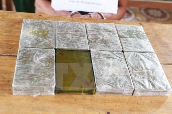 Illegally transporting bricks of heroin, sentenced to death, drug trafficking, Vietnam economy, Vietnamnet bridge, English news about Vietnam, Vietnam news, news about Vietnam, English news, Vietnamnet news, latest news on Vietnam, Vietnam