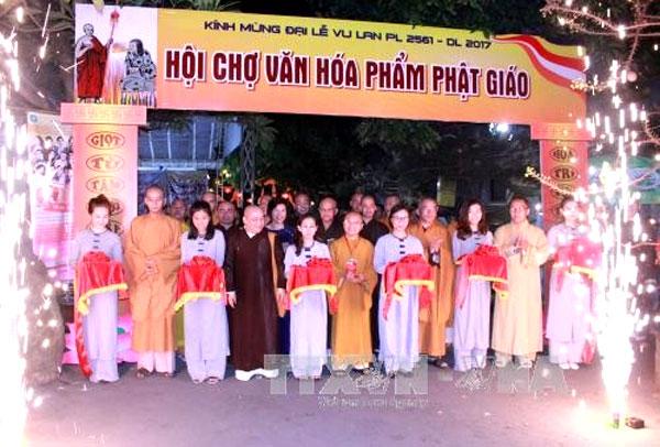 HCM City hosts Buddhist Cultural Week