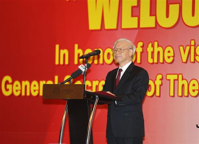 Party leader calls for more Indonesian investment, Government news, Vietnam breaking news, politic news, vietnamnet bridge, english news, Vietnam news, news Vietnam, vietnamnet news, Vietnam net news, Vietnam latest news, vn news