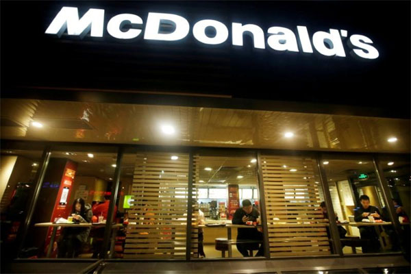 McDonald's to cut global antibiotic use in chickens