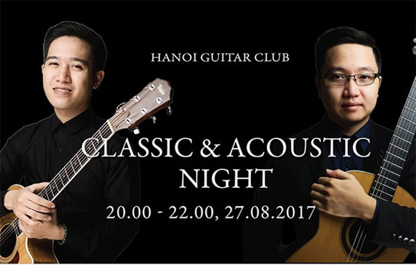 Ha Noi Guitar Club, talented guitarists, Vietnam economy, Vietnamnet bridge, English news about Vietnam, Vietnam news, news about Vietnam, English news, Vietnamnet news, latest news on Vietnam, Vietnam