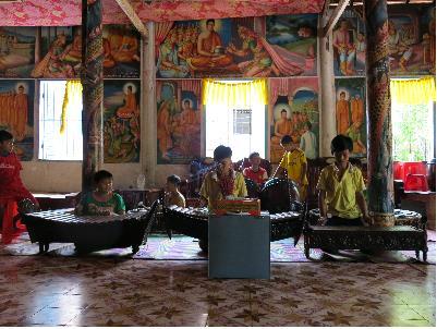 Five-tone musical ensemble in Doi pagoda, entertainment events, entertainment news, entertainment activities, what's on, Vietnam culture, Vietnam tradition, vn news, Vietnam beauty, news Vietnam, Vietnam news, Vietnam net news, vietnamnet news, vietnamnet