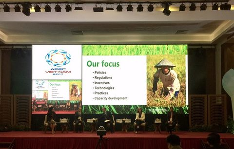 APEC looks at responsible use of resources for food production