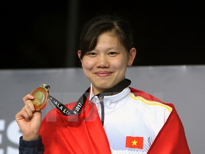 SEA Games 29: Swimmer Vien wins another gold for Vietnam, Sports news, football, Vietnam sports, vietnamnet bridge, english news, Vietnam news, news Vietnam, vietnamnet news, Vietnam net news, Vietnam latest news, vn news, Vietnam breaking news