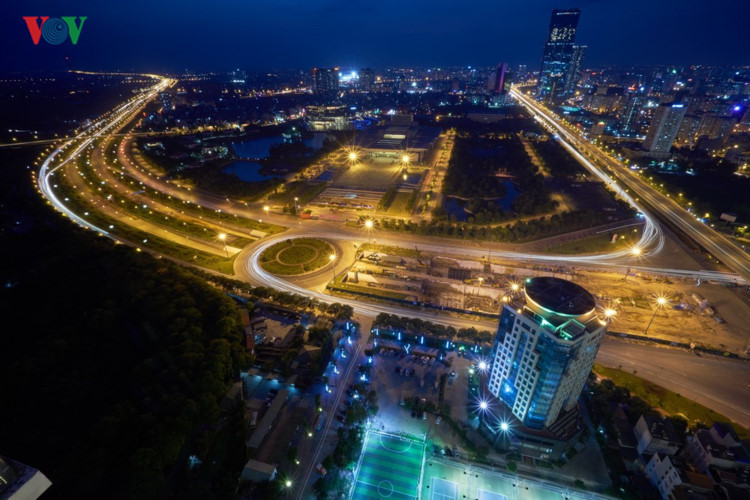 Beautiful images of Hanoi from above, entertainment events, entertainment news, entertainment activities, what's on, Vietnam culture, Vietnam tradition, vn news, Vietnam beauty, news Vietnam, Vietnam news, Vietnam net news, vietnamnet news, vietnamnet bri
