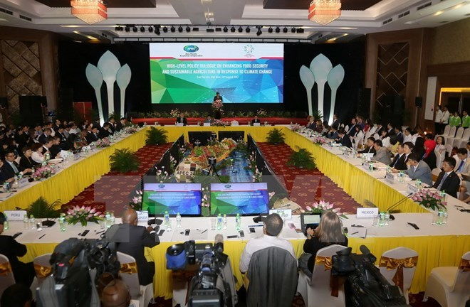 APEC 2017: Vietnam calls for joint efforts to develop sustainable agriculture, Government news, Vietnam breaking news, politic news, vietnamnet bridge, english news, Vietnam news, news Vietnam, vietnamnet news, Vietnam net news, Vietnam latest news, vn ne