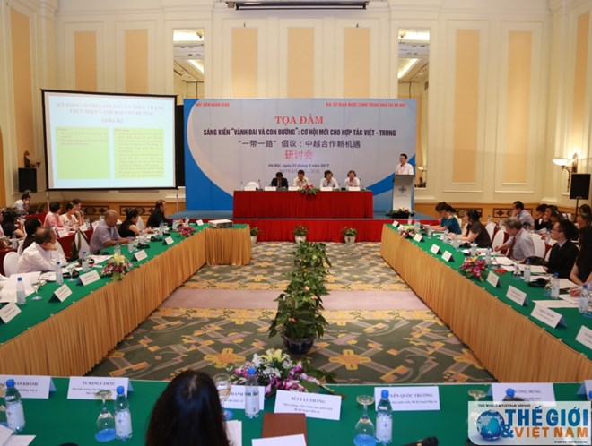 Vietnam, China discuss Belt and Road Initiative, Government news, Vietnam breaking news, politic news, vietnamnet bridge, english news, Vietnam news, news Vietnam, vietnamnet news, Vietnam net news, Vietnam latest news, vn news