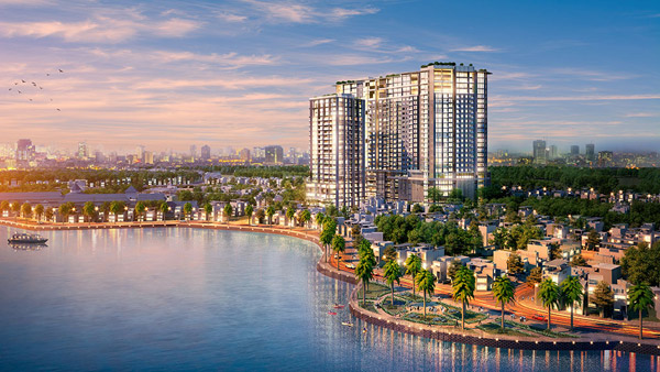 Hanoi's West Lake real estate in spotlight
