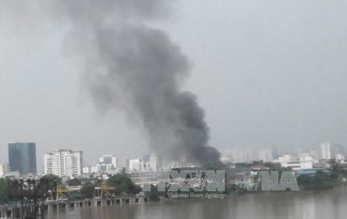 National Highway 6 section cuts Son La-Hanoi travel time, Fire breaks out at Hà Nội Port, Agencies asked to help mountainous localities to respond to natural disasters, Sapa mid-autumn festival opens Sept. 2