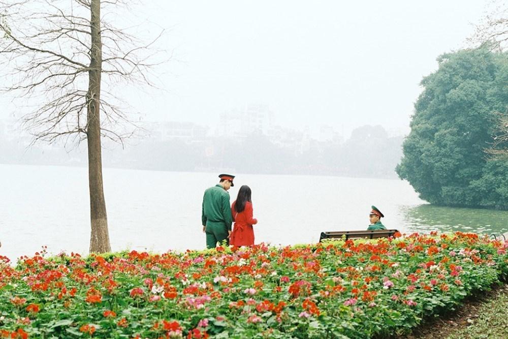 Film photos feature Hanoi's beauty, entertainment events, entertainment news, entertainment activities, what's on, Vietnam culture, Vietnam tradition, vn news, Vietnam beauty, news Vietnam, Vietnam news, Vietnam net news, vietnamnet news, vietnamnet bridg