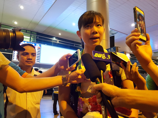 Swimmer Anh Vien wishes she had earned more gold medals, Sports news, football, Vietnam sports, vietnamnet bridge, english news, Vietnam news, news Vietnam, vietnamnet news, Vietnam net news, Vietnam latest news, vn news, Vietnam breaking news