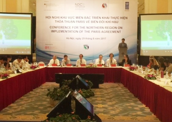 Northern region gears up to implements Paris agreement on climate change, Vietnam environment, climate change in Vietnam, Vietnam weather, Vietnam climate, pollution in Vietnam, environmental news, sci-tech news, vietnamnet bridge, english news, Vietnam n
