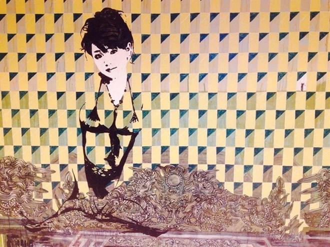 Artworks in Hanoi show off women's beauty, feminity, entertainment events, entertainment news, entertainment activities, what's on, Vietnam culture, Vietnam tradition, vn news, Vietnam beauty, news Vietnam, Vietnam news, Vietnam net news, vietnamnet news,