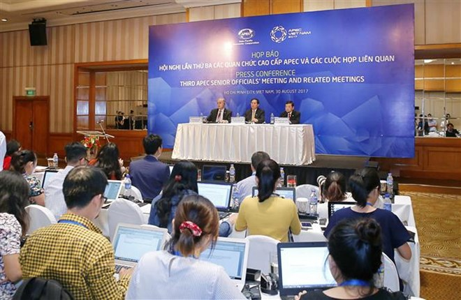 APEC SOM3 and related meetings conclude in HCM City