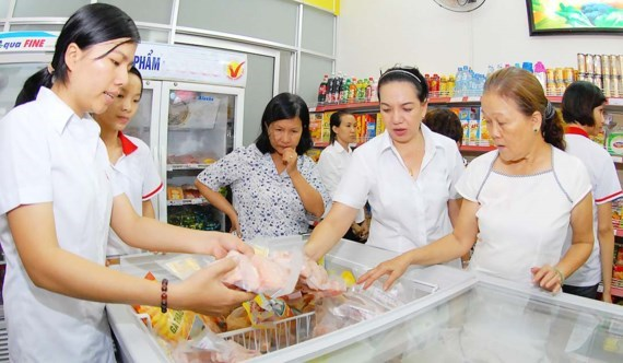 Convenient stores run for market share in HCM City