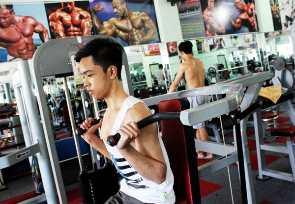 Supplements alone not enough for a six-pack